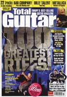 Total Guitar March 2007