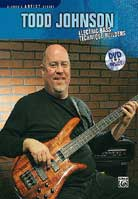 Todd Johnson – Electric Bass Technique Builders