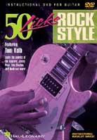 Tom Kolb – 50 Licks Rock Style
