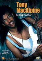 Tony MacAlpine – Shred Guitar
