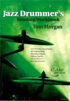 Tom Morgan – The Jazz Drummer's Reading Workbook