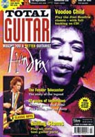 Total Guitar March 1996