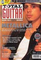 Total Guitar August 1996