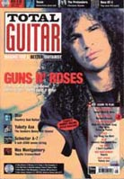 Total Guitar August 1999