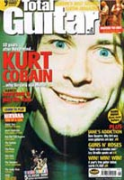 Total Guitar August 2001 (#86)