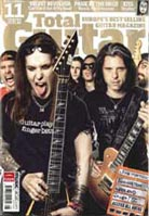 Total Guitar August 2008