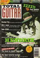 Total Guitar December 1994