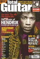 Total Guitar December 2000