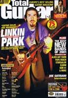 Total Guitar December 2001