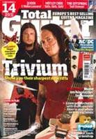 Total Guitar December 2008 (#182)