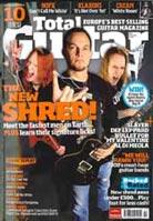 Total Guitar February 2008
