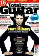 Total Guitar January 2010