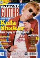 Total Guitar July 1998