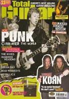 Total Guitar July 2002