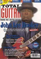Total Guitar March 1997