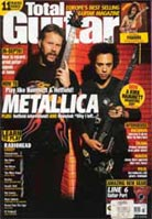 Total Guitar March 2002