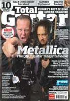 Total Guitar November 2008
