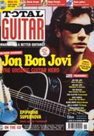 Total Guitar October 1997