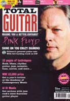 Total Guitar September 1996