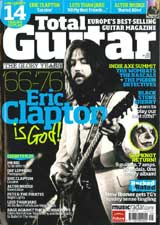 Total Guitar September 2008