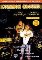 Tony Royster Jr., Dennis Chambers – Common Ground