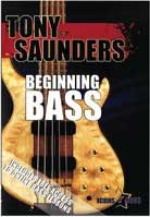 Tony Saunders – Beginning Bass
