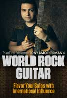 Tony Smotherman – World Rock Guitar