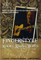 Tim Sparks – Fingerstyle Roots, Rags & Blues