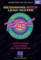 Troy Stetina – Beginning Rock Lead Guitar