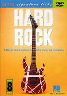 Hard Rock – Guitar Signature Licks DVD