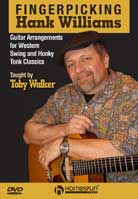 Toby Walker – Fingerpicking Hank Williams