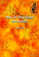 Tommaso Zillio – How To Play Guitar Harmonics