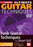 Ultimate Guitar Techniques – Funk Guitar Techniques