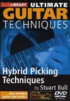 Ultimate Guitar Techniques – Hybrid Picking Techniques