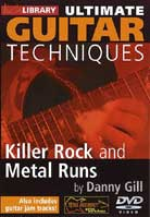Ultimate Guitar Techniques – Killer Rock and Metal Runs