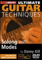 Ultimate Guitar Techniques – Soloing With Modes