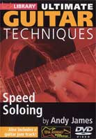 Ultimate Guitar Techniques – Speed Soloing