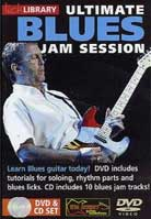 Ultimate Blues Jam Session Volume 1