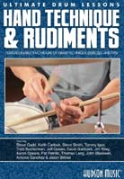 Ultimate Drum Lessons – Hand Technique and Rudiments