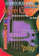 Ultimate Play-Along for Bass – Jam With Alain Caron and His Band (Play)