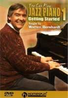Warren Bernhardt – Getting Started: You Can Play Jazz Piano vol. 1