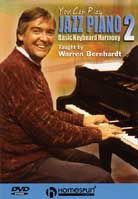Warren Bernhardt – Basic Keyboard Harmony: You Can Play Jazz Piano Volume 2