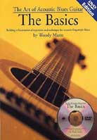 Woody Mann – The Art Of Acoustic Blues Guitar: The Basics