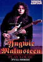 Yngwie Malmsteen – Play Loud! (Full Shred)