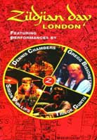 Zildjian Day London 1995