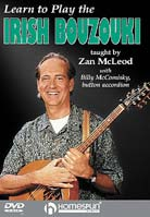 Zan McLeod – Learn To Play the Irish Bouzouki